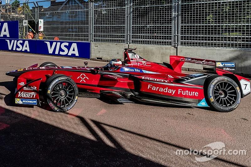 Faraday Future e Dragon Racing insieme molto a lungo