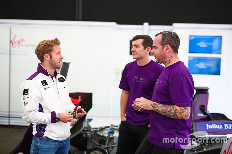 "Sam Bird: ""Io? Contento di rimanere alla DS Virgin Racing!"""