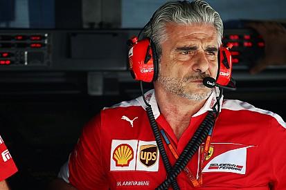 Chefe diz que estratégia da Ferrari poderia ser vencedora
