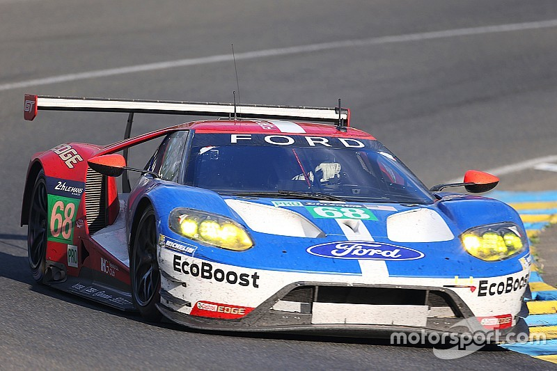 Ford segue no WEC e no WeatherTech United SportsCar até 2019