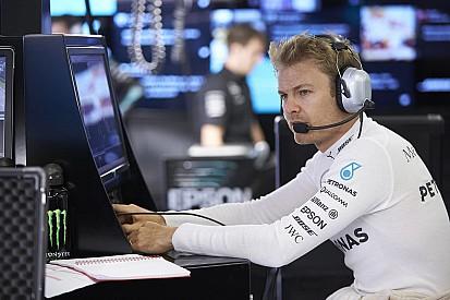 Berger: Rosberg'in anlaşma görüşmeleri kazadan etkilenmeyecek