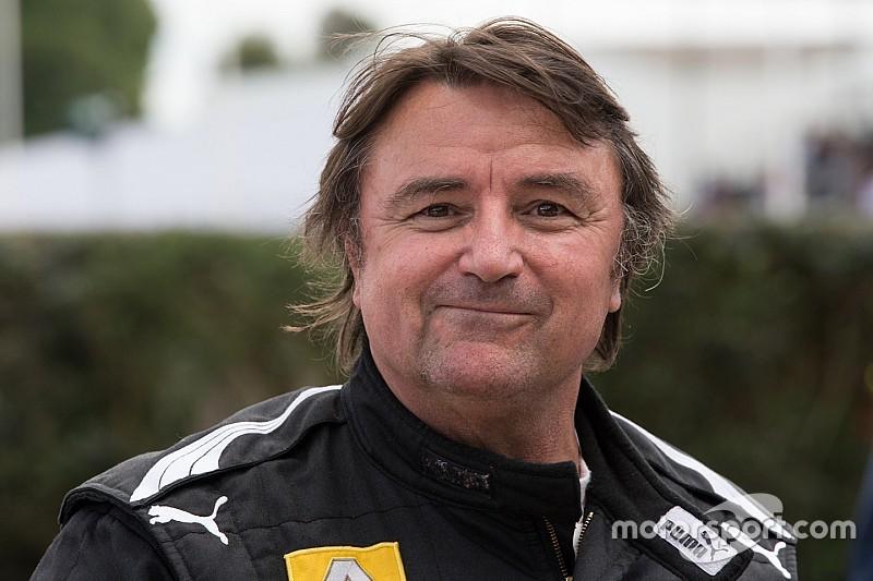 Recuerdan el cumpleaños 68 de Rene Arnoux