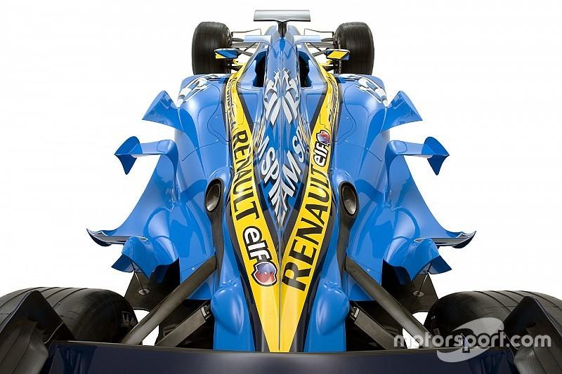 Vor 10 Jahren: Das Meisterauto der Formel 1 2006
