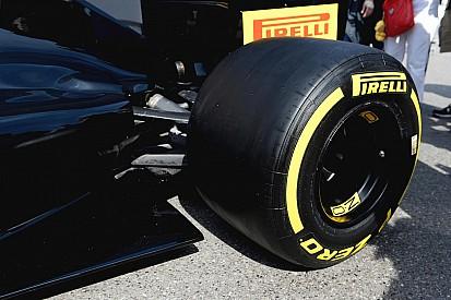 Ferrari será el primero en probar los neumáticos de 2017