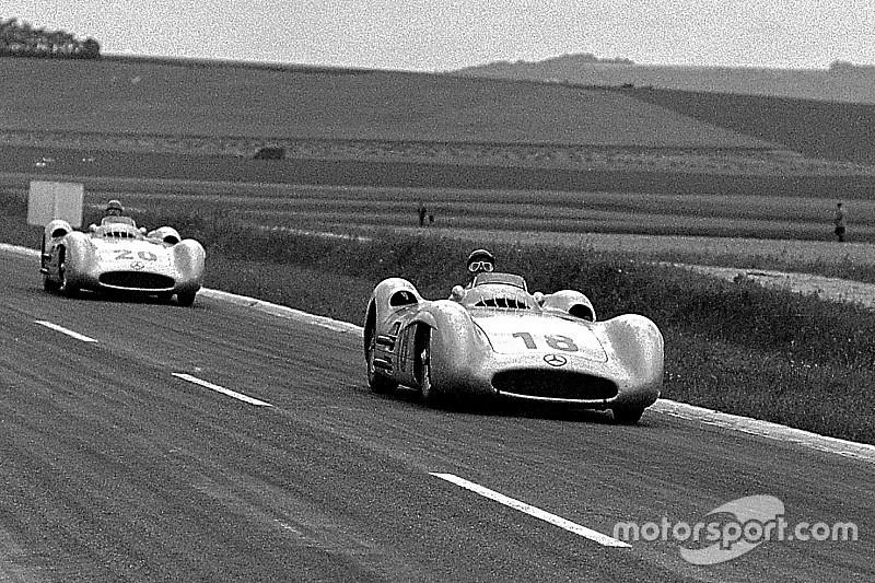 Vor 60 Jahren: Das Comeback der Silberpfeile in der Formel 1