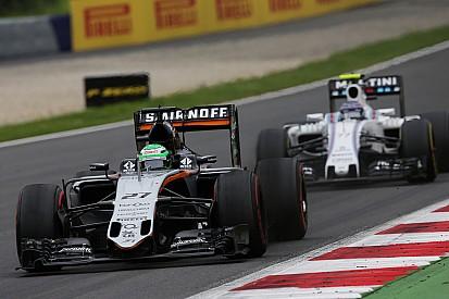 """Force India - """"La lutte pour la quatrième place reste ouverte"""""""