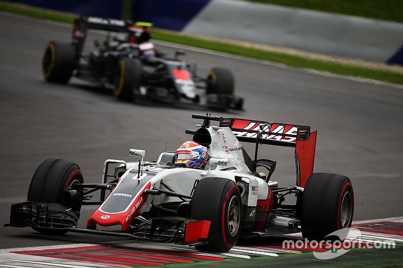Грожан: в Австрії Haas не поступався в швидкості McLaren