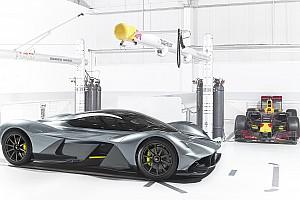 Automotive Noticias de última hora Aston Martin y Red Bull revelan el espectacular hypercar AM-001 RB