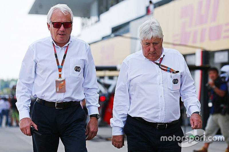 Blash to step down from FIA role after 2016