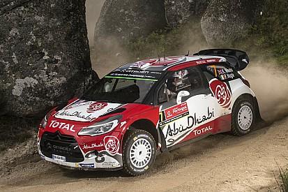 Rally di Cina: il team Abu Dhabi schiererà una sola DS3 per Kris Meeke
