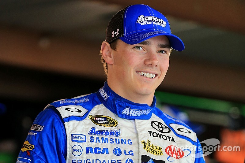 Moffitt regresará a NASCAR en Kentucky