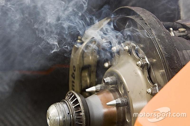IndyCar set to change brake supplier in 2017