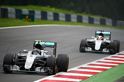 """Horner: """" Las órdenes de equipo en Mercedes serían malas para la F1"""""""