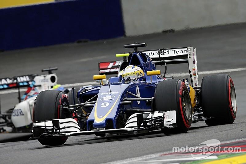 Sauber fait l'impasse sur les tests de Silverstone