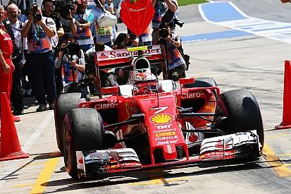 法拉利已着手2018年赛车