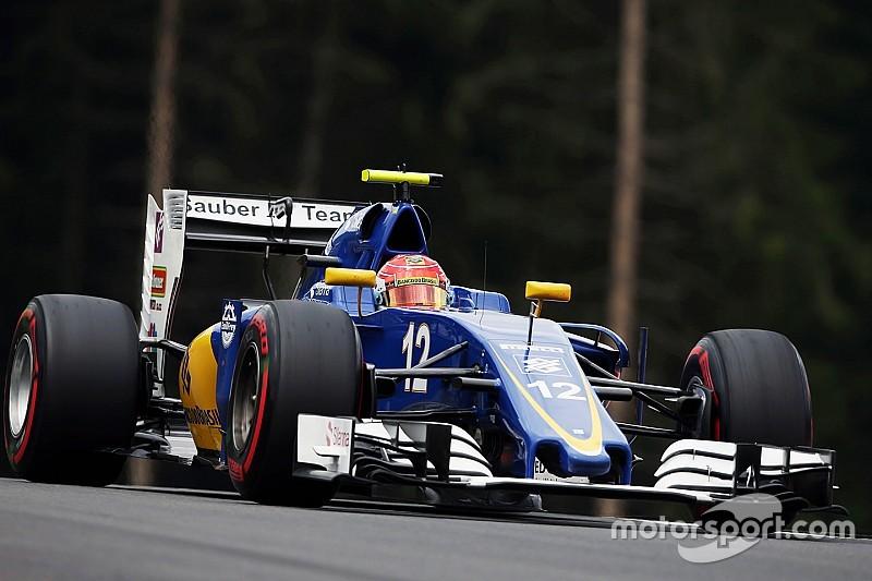 Sauber confirma que não testará em Silverstone