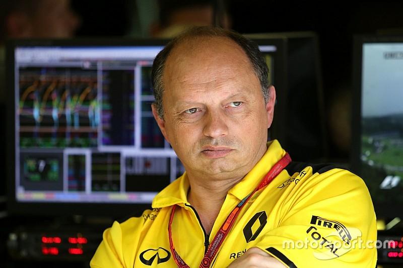 Renault modifie son management, Vasseur prend du galon