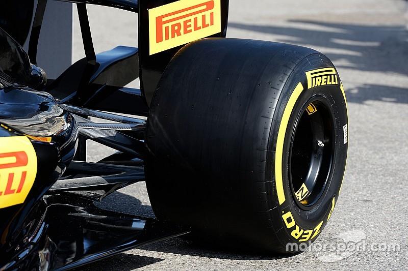 倍耐力公布2017款新轮胎测试具体安排