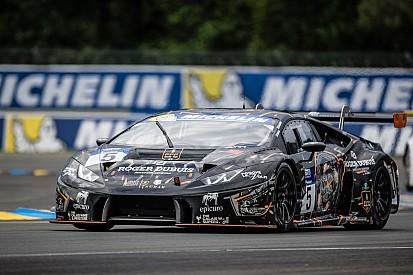 Marco Melandri sur une Lamborghini en GT3 Le Mans Cup