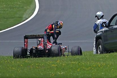 Sainz - Toro Rosso doit mieux faire en qualifications