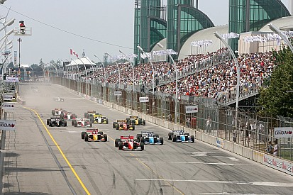 The past winners of the Toronto Indy