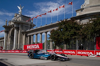 Timetable of the 2016 Honda Indy Toronto