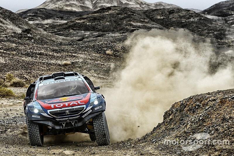 Silk Way Rally - Peugeot et Loeb à la conquête de la Grande Muraille