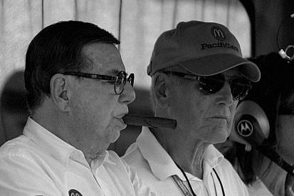U.S. racing legend Carl Haas dies, aged 86