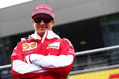 Raikkonen continuará un año más en Ferrari