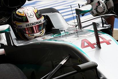 Britanya GP: 1. antrenman seansının lideri Hamilton