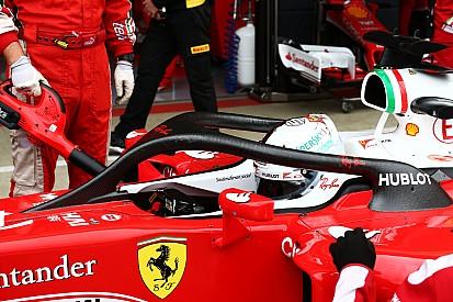 Ferrari hace debutar el Halo 2