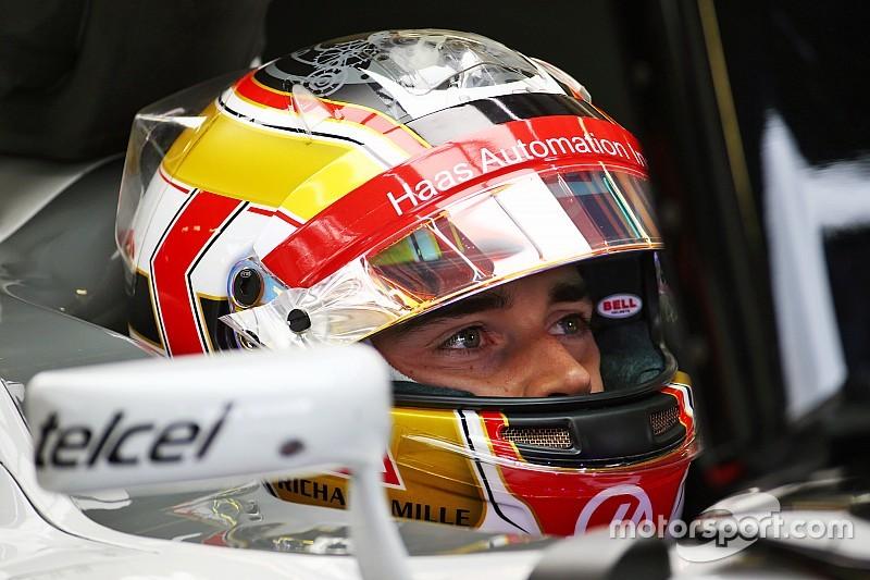 Leclerc in beeld voor Ferrari-test Silverstone