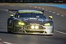 Aston Martin realiza cambios de alineación en el WEC