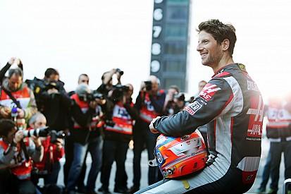 """Grosjean - Ce serait """"génial"""" de rejoindre Ferrari en 2018"""