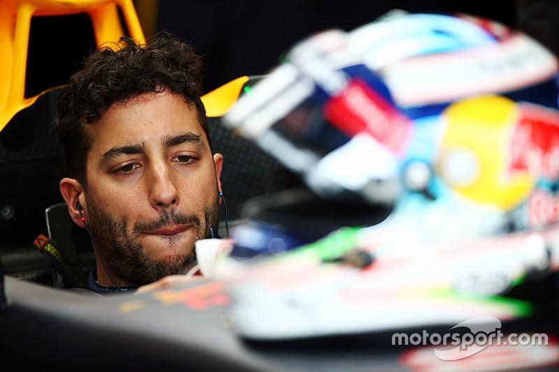 "Ricciardo: ""Si nos comparamos con Hamilton parece que vamos bien"""