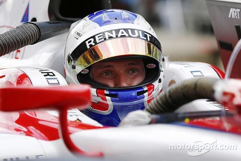 Sirotkin penalizzato: dovrà partire dalla pitlane in gara 1