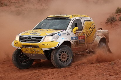ALDO Racing duo excited to face unknown off-road rally-raid routes at the Silk Way