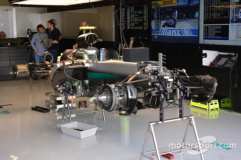 洛维:罗斯伯格不参加FP2是为保护引擎