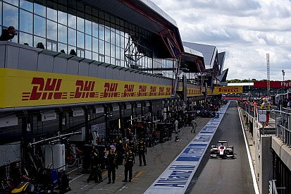 Cambios en la parrilla de GP2 en Inglaterra