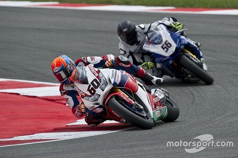 Superbikes Laguna Seca: Vierde en elfde tijd voor Van der Mark