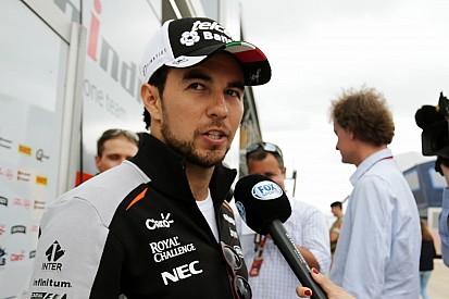 Pérez décidera de son avenir pendant l'été