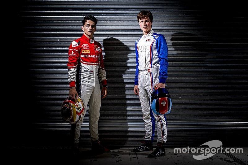 Les enjeux du week-end GP3 de Silverstone