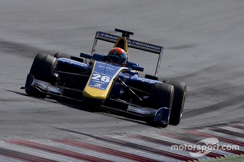 Santino Ferrucci penalizzato di 5 posizioni in griglia