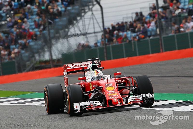 Vettel à nouveau pénalisé sur la grille de départ