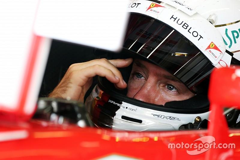 Sanción en parrilla para Vettel y Ericsson por sustituir el cambio