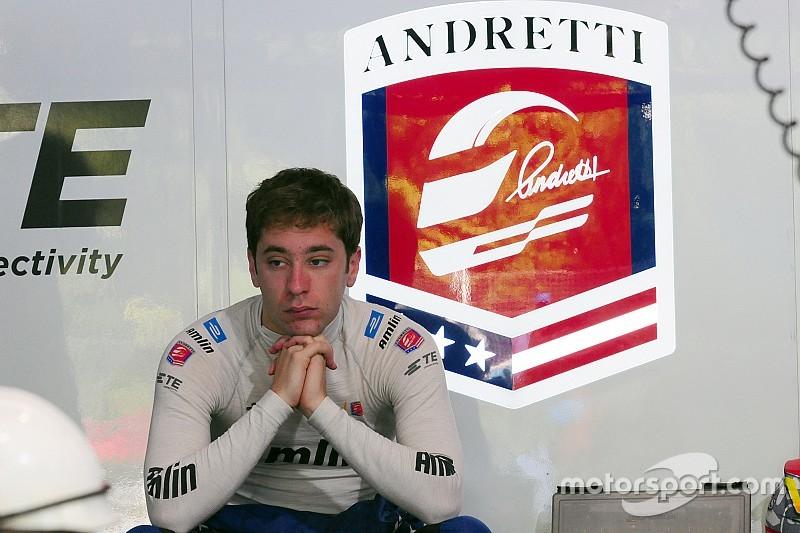 "Un ""provino"" IndyCar aspetta Robin Frijns a Lexington"
