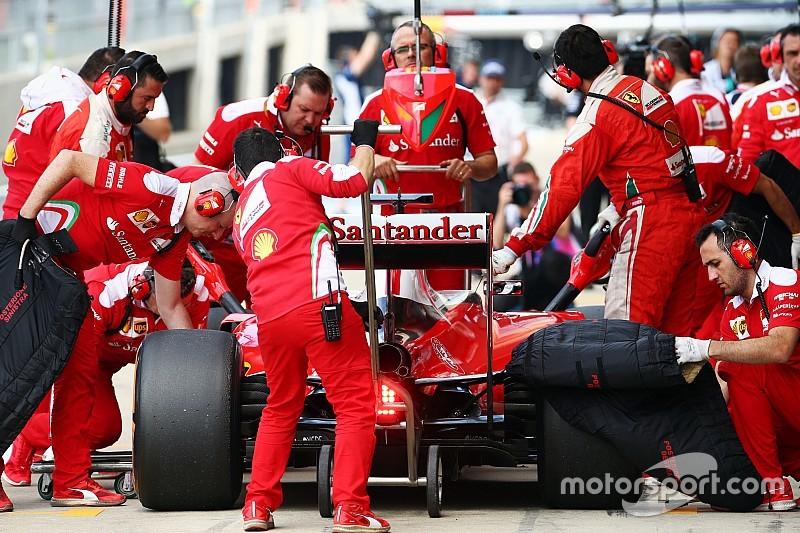 Vettel pide a Ferrari detener los problemas de caja de cambios