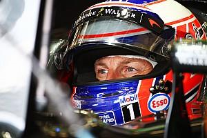 Formule 1 Nieuws Button had probleem met achtervleugel tijdens kwalificatie