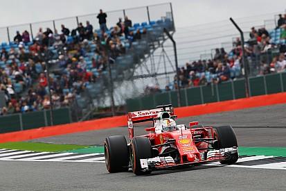 维特尔暗示变速箱问题可能与赛道有关