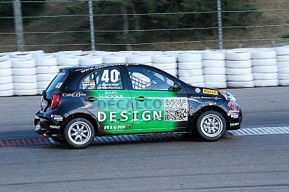 Victoire de Kevin King en Coupe Micra au Canadian Tire Motorsport Park